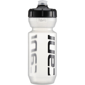 Cannondale Logo Bottle 600ml clear/black